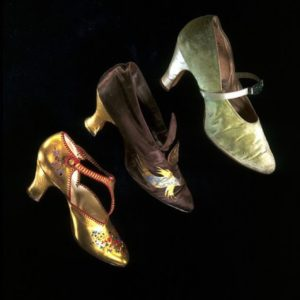 Noel Coward's leading actress Gertrude Lawrence wore Rayne Shoes both on and off the stage.