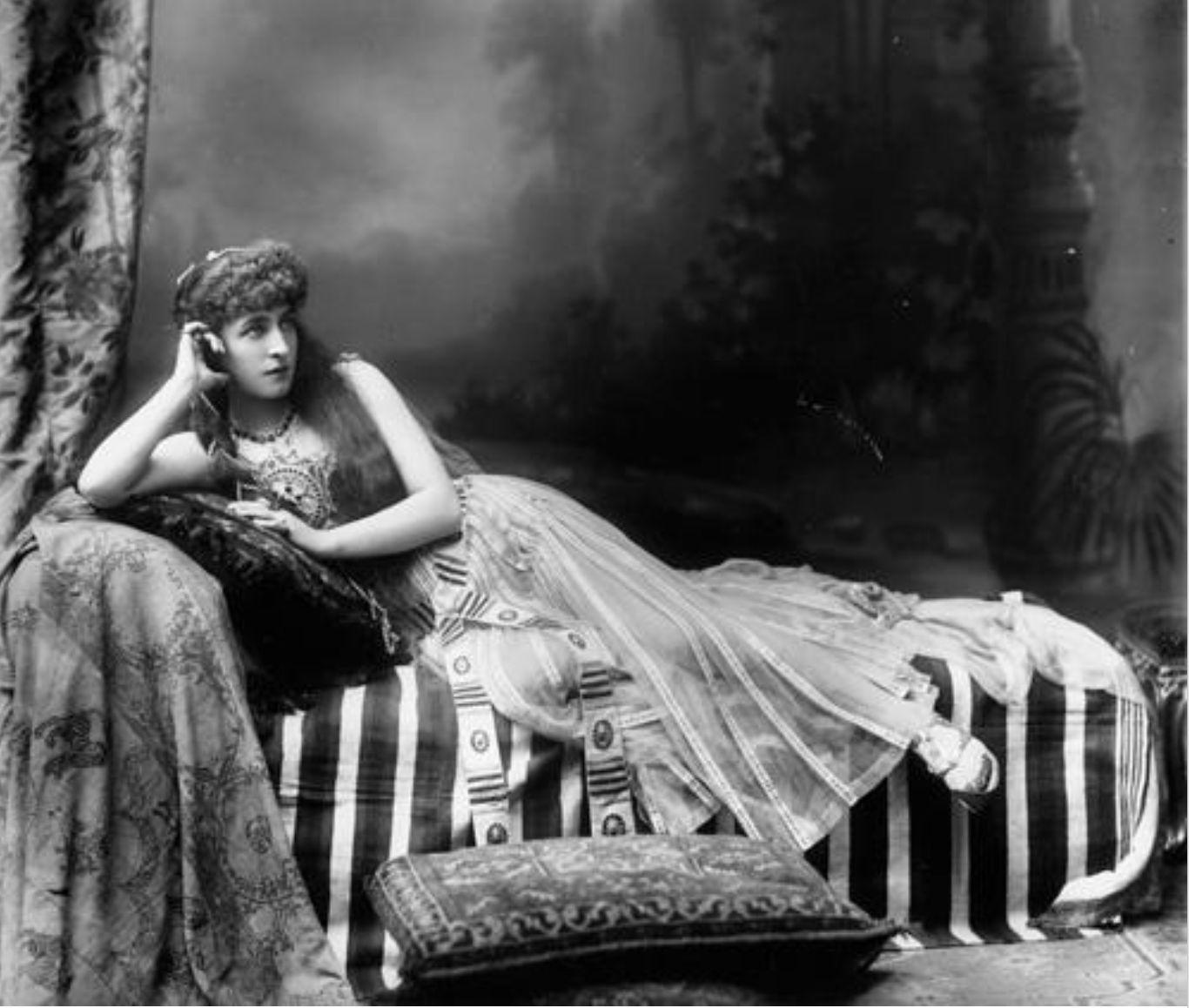 Famous Actress Lili Langtry was regular Rayne customer