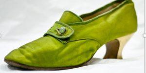 Rayne celebrated Danish dancer Adeline Genee's Rayne dancing shoes.