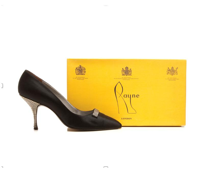 HM The Queen grants Rayne its third Royal Warrant as shoemakers.